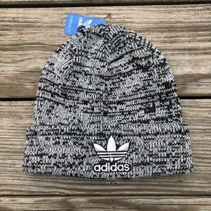 Adidas Trefoil Knit Marbled Beanie
